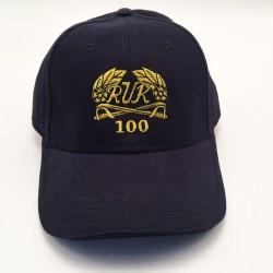 RUK 100 -lippalakki, numeroitu 1-200